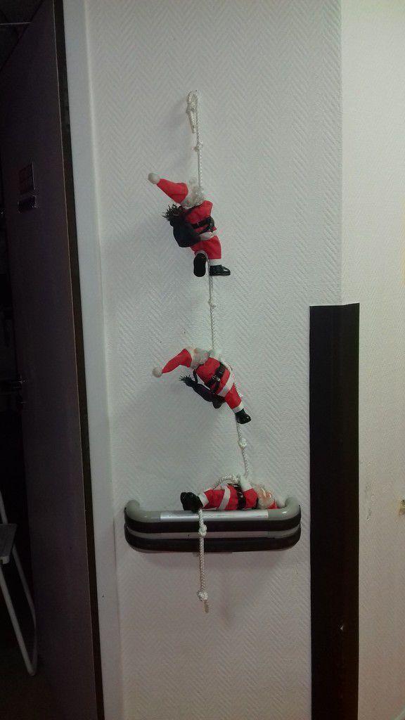 Foie gras maison et Noël à l'hôpital