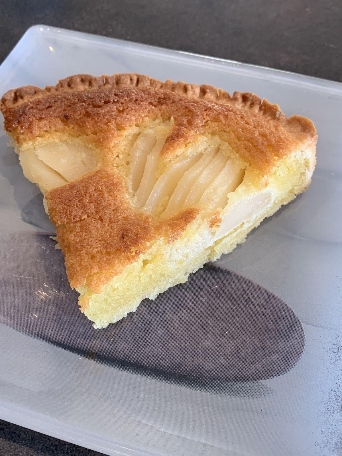 Le saviez-vous ? Cette tarte tient son nom d'une pâtisserie établie rue Bourdaloue, dans les années 1850.
