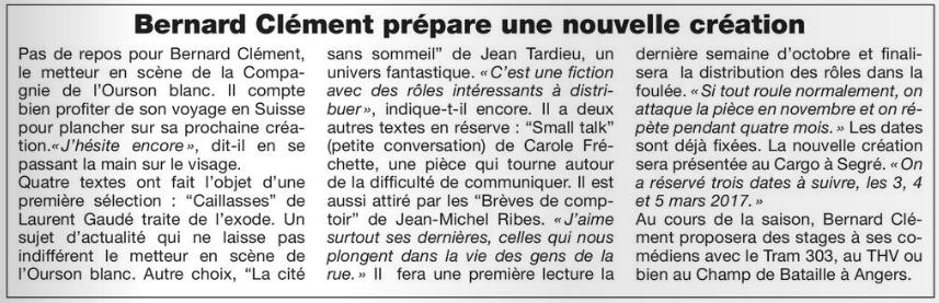 Le Haut-Anjou - 14/10/17