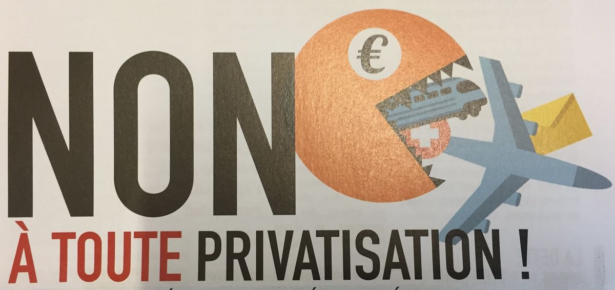 Privatisation d'ADP : point sur les actions CGT