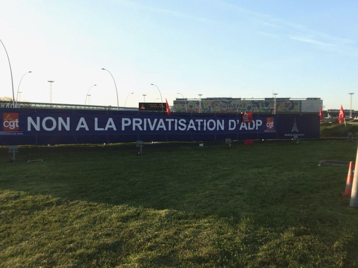 Privatisation : écrivez à votre député