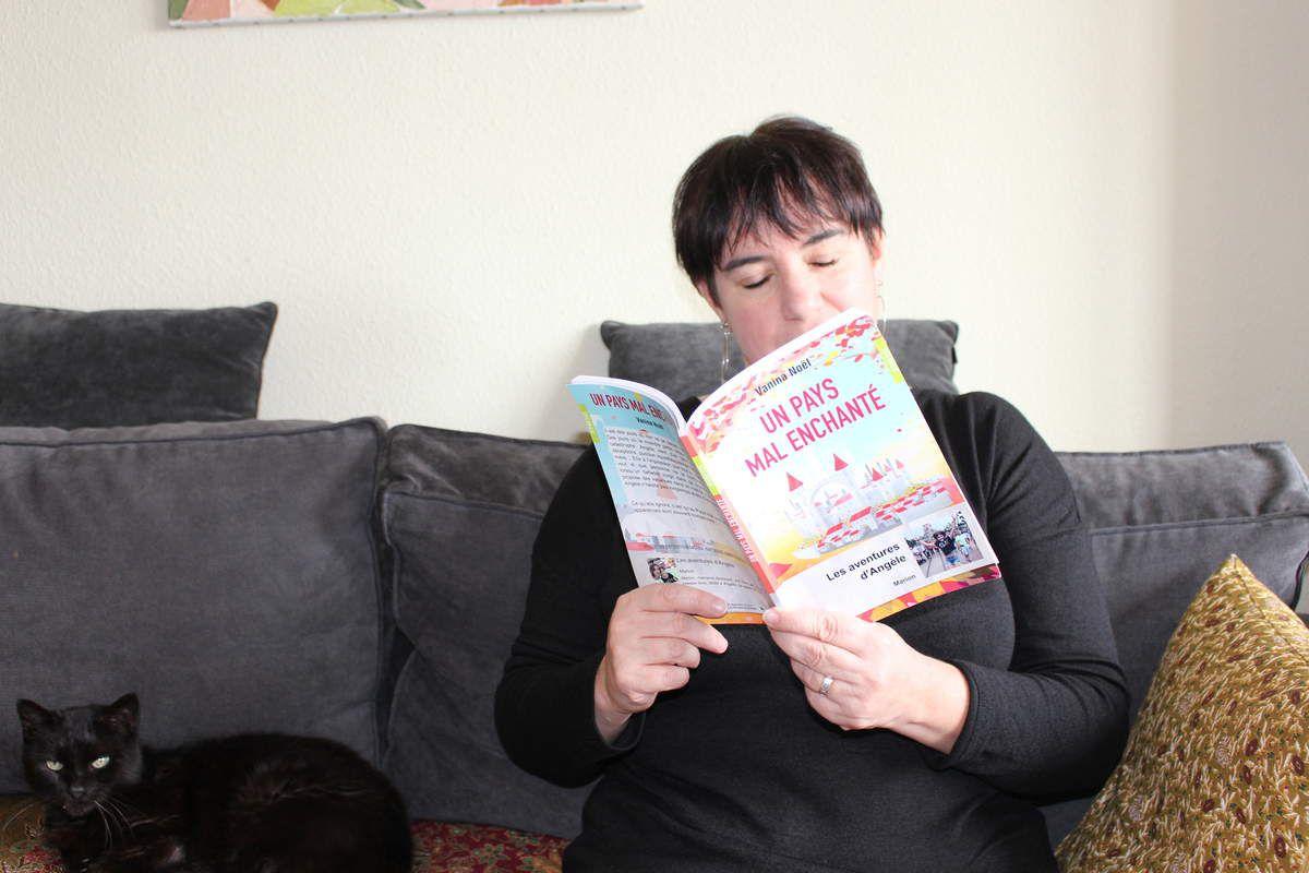 Vivre livre et devenir la protagoniste d'un roman jeunesse!