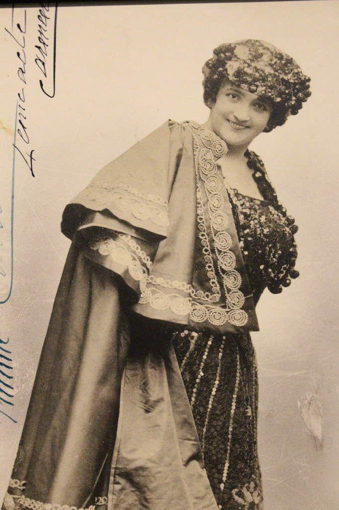 Sur les traces d'Emma Calvé -Dilili à Paris (2)