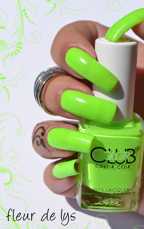 Color Club So Lit Collection