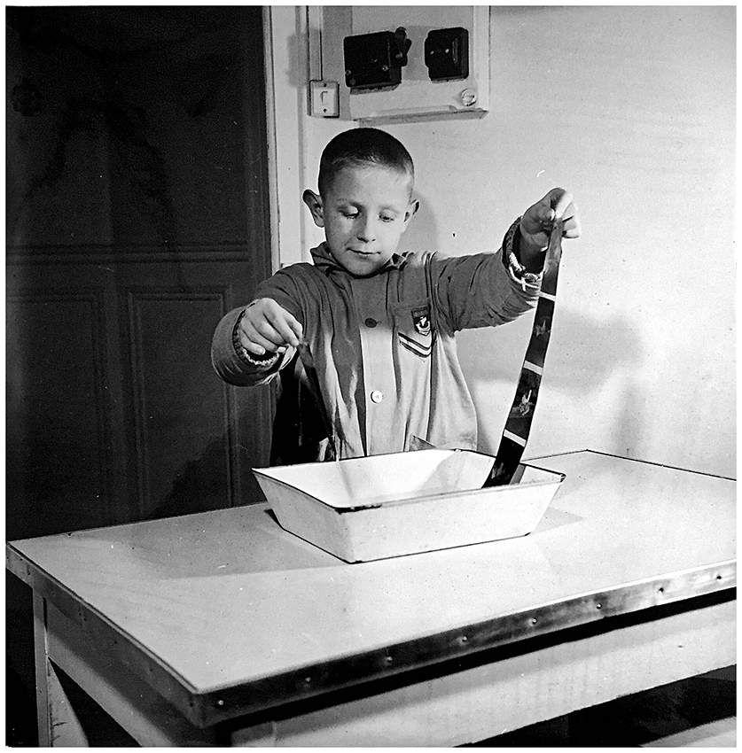 Gérard Marinier : Une vie en images