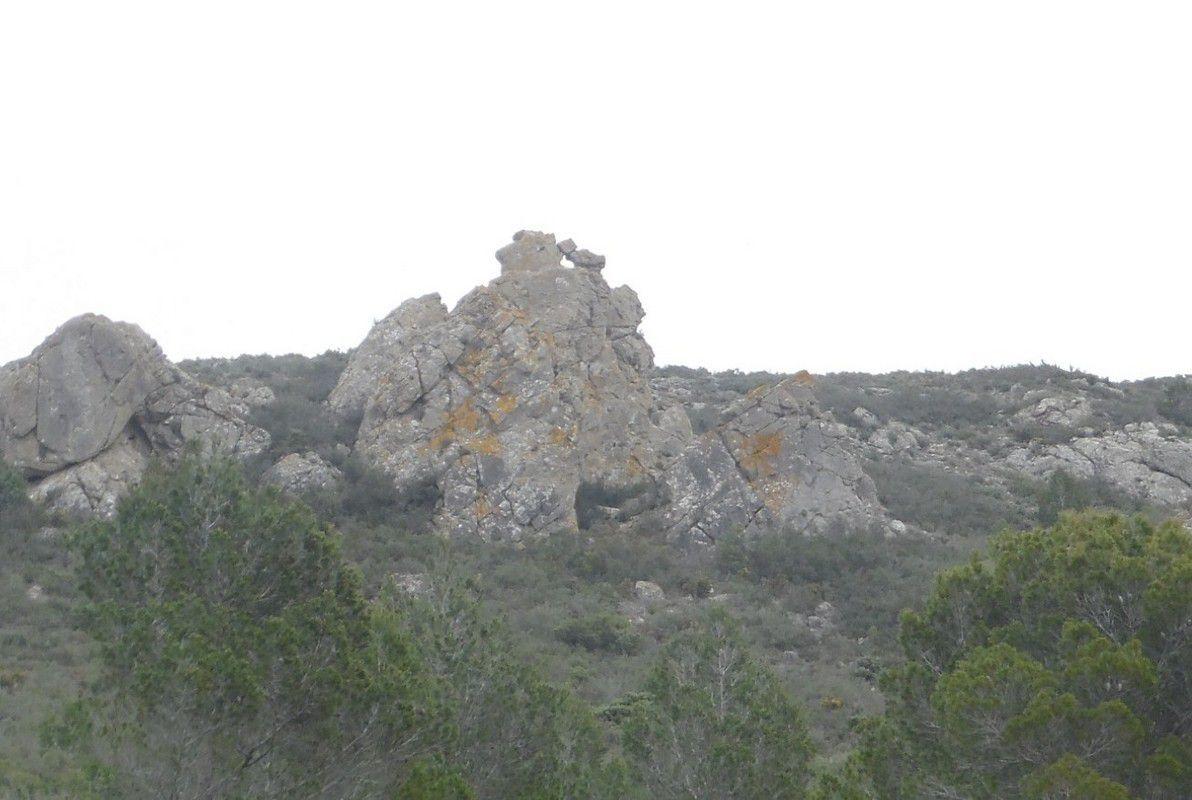 du côté de la roche trouée