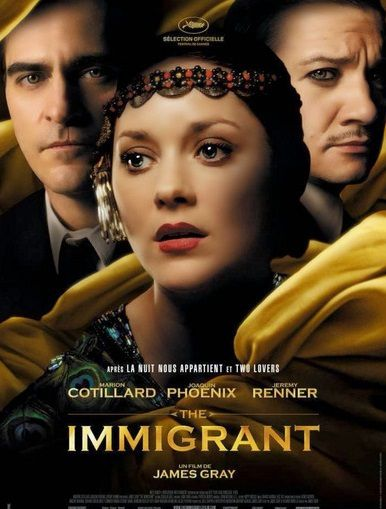 THE IMMIGRANT allocine