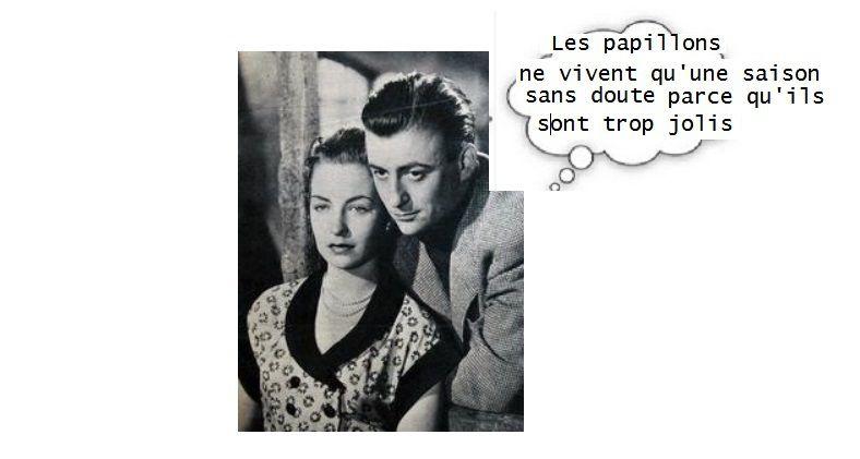 REPLIQUES Les Anciens de Saint-Loup FRANCOIS PERIER