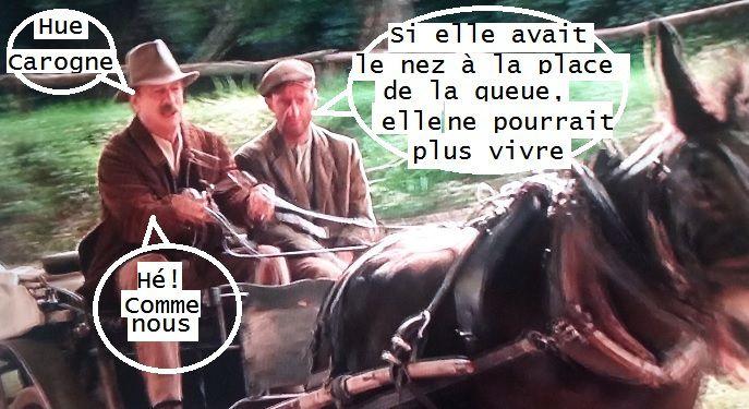 REPLIQUE MANON DES SOURCES DE CLAUDE BERRI