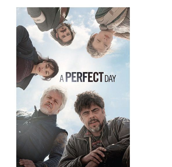 A PERFECT DAY films-2016