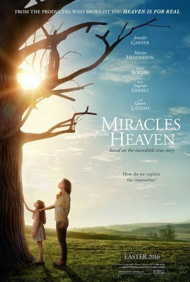 MIRACLES FOR HEAVEN film 2016