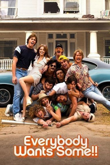 EVERYBODY WANTS SOME!! film 2016