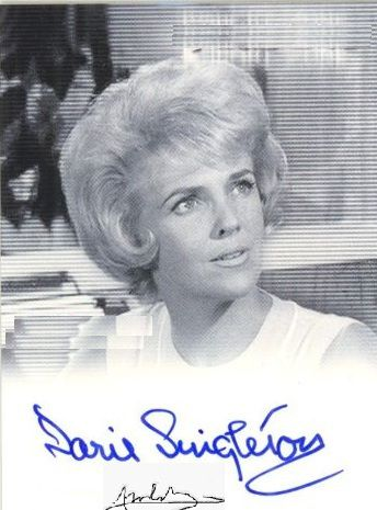 DORIS SINGLETON