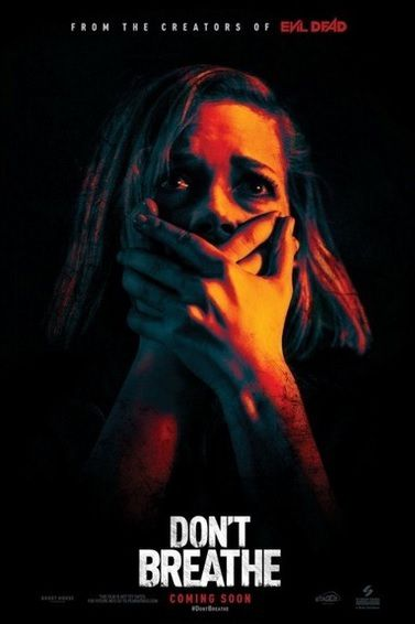 DON'T BREATHE - LA MAISON DES TENEBRES