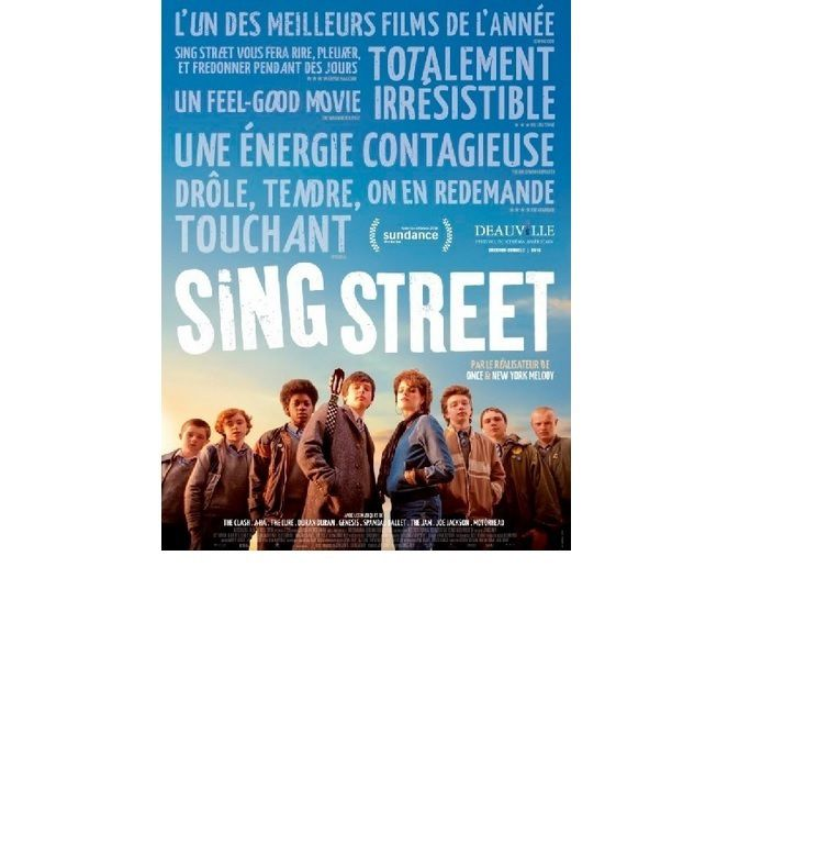 SING STREETS
