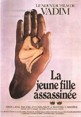 LA JEUNE FILLE ASSASSINEE