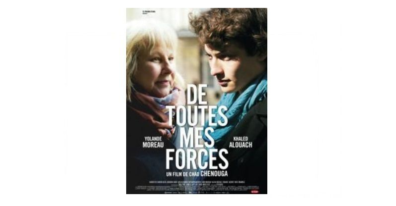 DE TOUTES MES FORCES Bande Annonce (2017)