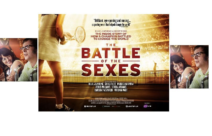 BATTLE OF THE SEXES. Emma Stone