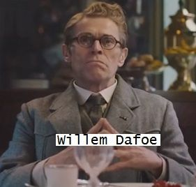 WILLEM DAFOEMurder on the Orient Express