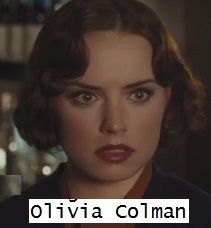 OLIVIA COLMAN  Murder on the Orient Express