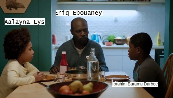 Eriq Ebouaney