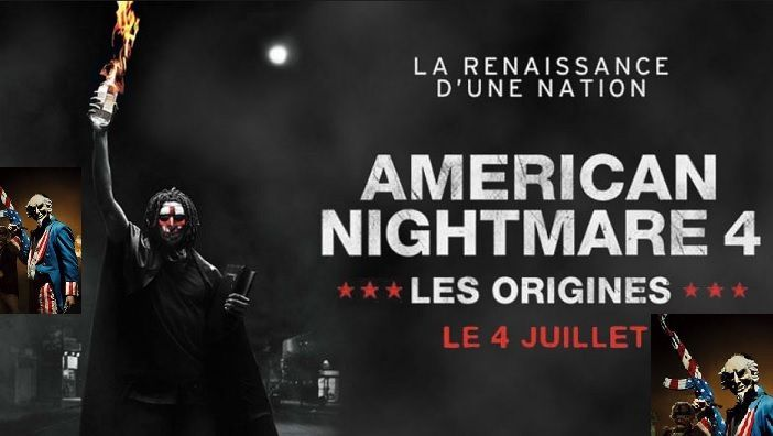 AMERICAN NIGHTMARE 4: LES ORIGINES