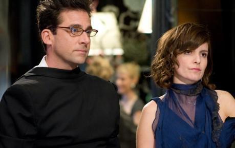 Steve Carell et Tina Fey