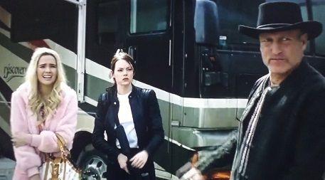RETOUR A ZOMBIELAND  (2019) Zombieland: Double Tap Woody Harrelson      Jesse Eisenberg      Emma Stone