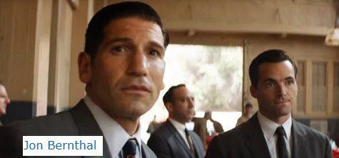 Matt Damon, Christian Bale, Jon Bernthal, Caitriona Balfe, Tracy Letts, Josh Lucas