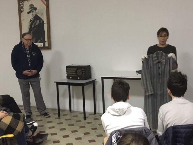 Le musée de la résistance à Arles