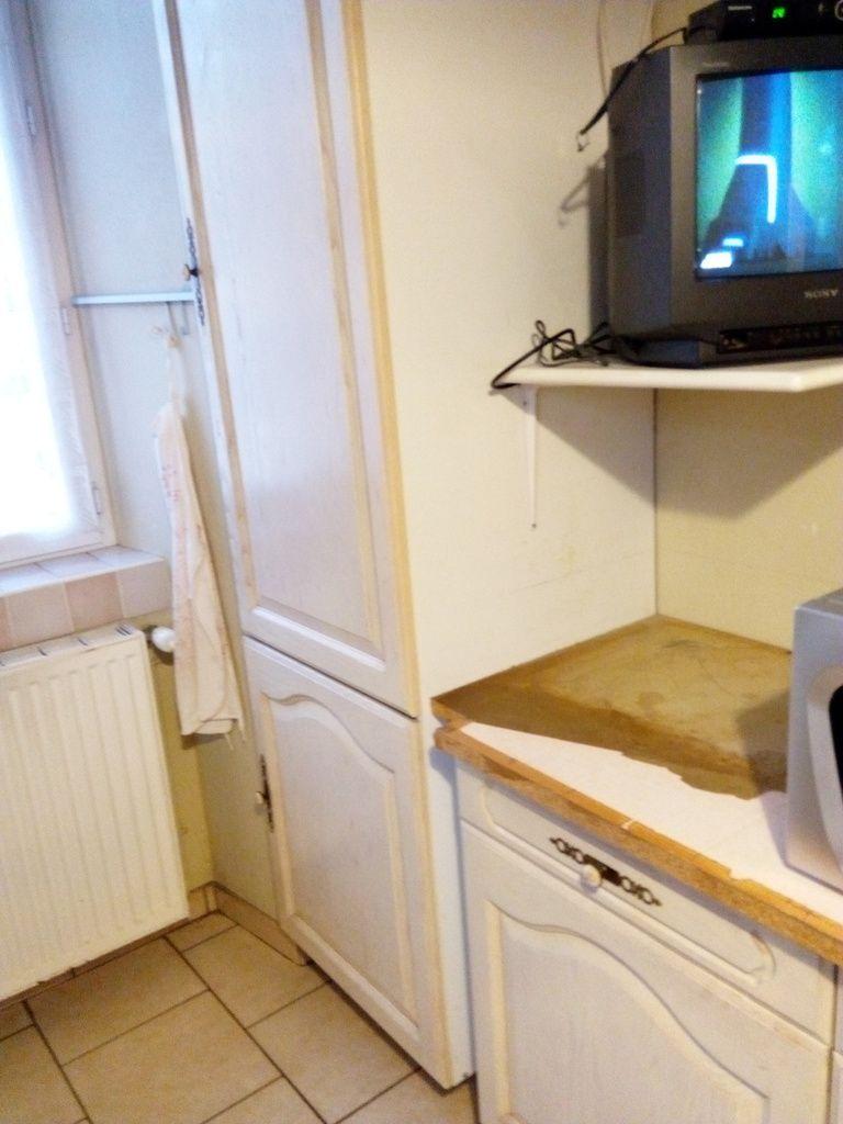Un nouveau meuble de cuisine une vie de bricolage for Bricolage meuble cuisine
