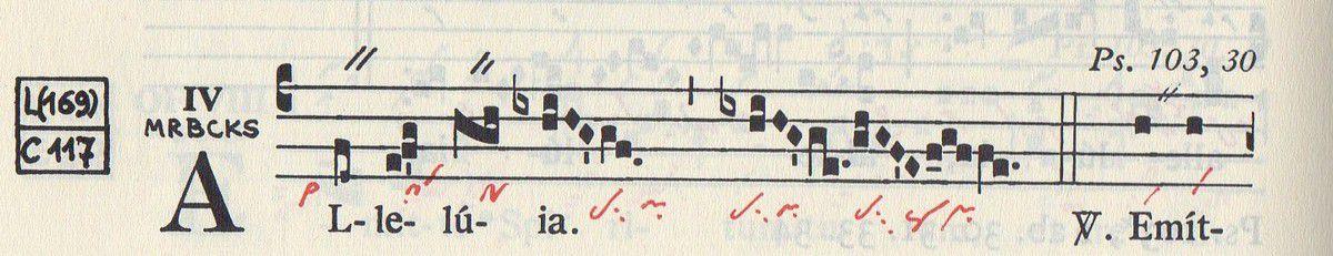 Graduale triplex de Solesmes, p. 252-253