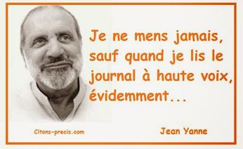 Jean Yanne : Le meilleur de ses citations (1/2)