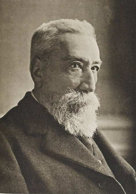 Anatole France, Prix Nobel de littérature en 1921, photo Fondation Nobel, Wikipédia CC