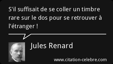 Ma pensée poétique du jour : le timbre, la Poste et le Net, plus quelques citations en relais (Allais, Yanne, Michèle Bernier, Anne Roumanoff, Jules Renard...)