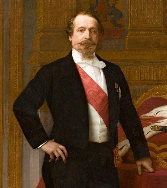 Napoléon III par Alexandre Cabanel, Wikipédia CC.