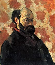 Paul Cézanne, autoportrait vers 1861, Source photo : The Yorck Projet (2002) 10.000 Meisterwerke der Malerei (DVD-ROM), distribué par DIRECTMEDIA Publishing GmbH, Wikipédia CC.