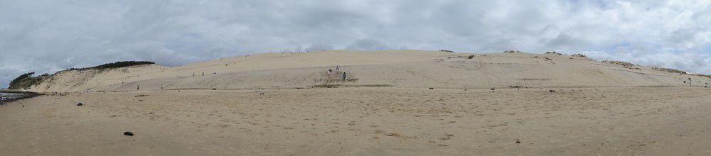 Panoramiques de la Dune du Pyla...
