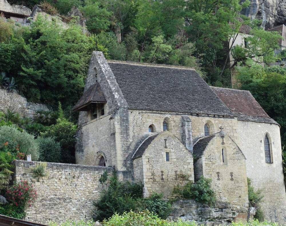 Balade à La Roque-Gageac...