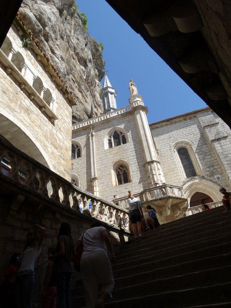 Rocamadour, les chapelles et sanctuaires...