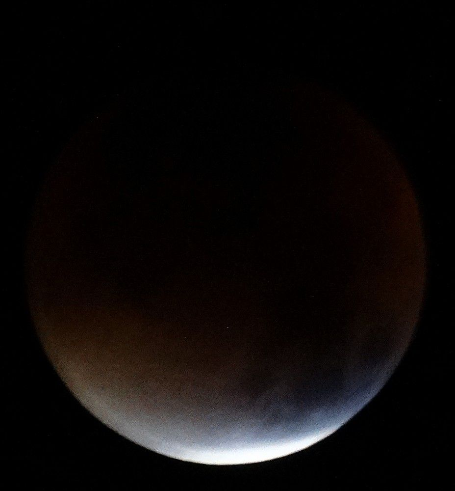 L'éclipse de lune du 28 septembre 2015...