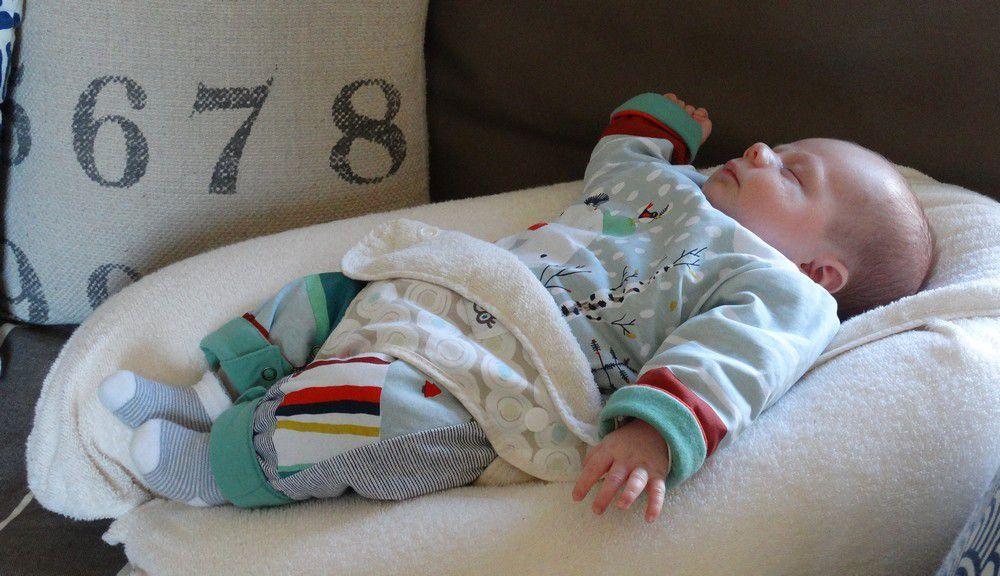 Quand bébé dort...