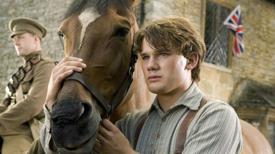 """Un film à voir : """"Le cheval de guerre""""..."""