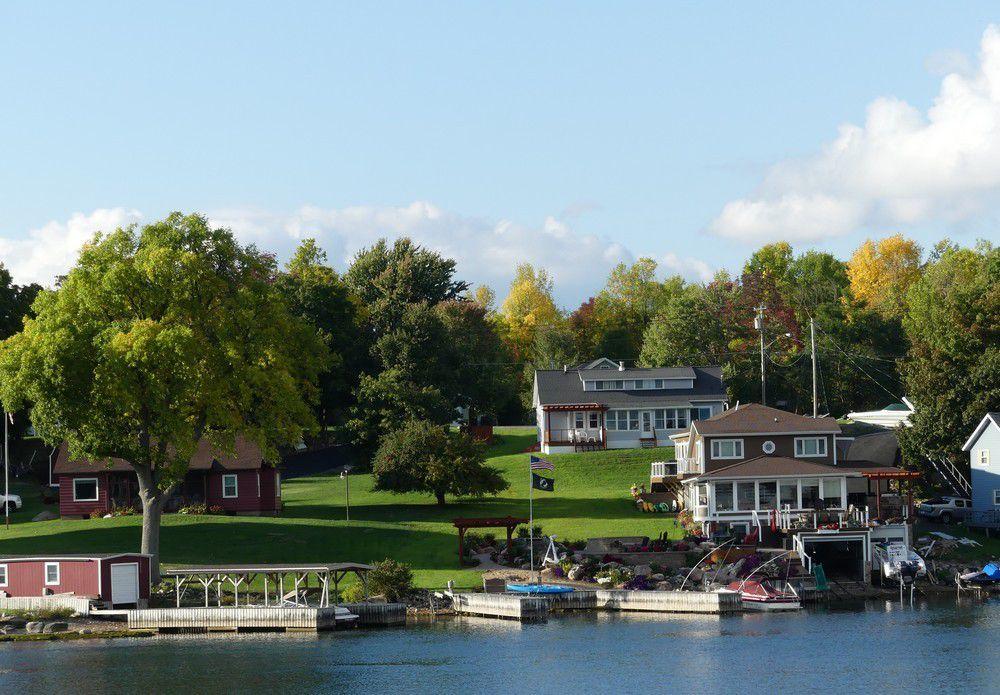 Croisière sur le Saint-Laurent : les belles demeures de Mille îles...