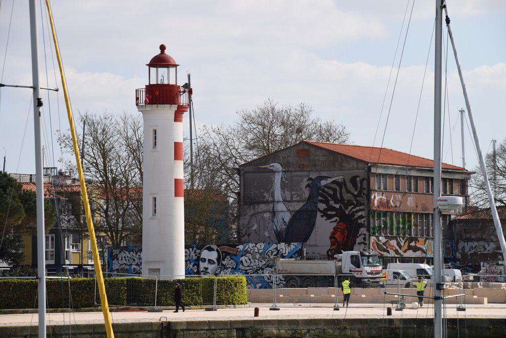 Balade à La Rochelle - mars 2018...