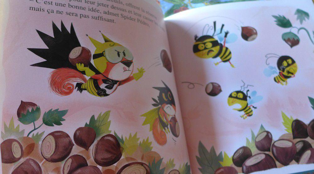 """Un joli livre pour enfants : """"Super Nono""""..."""