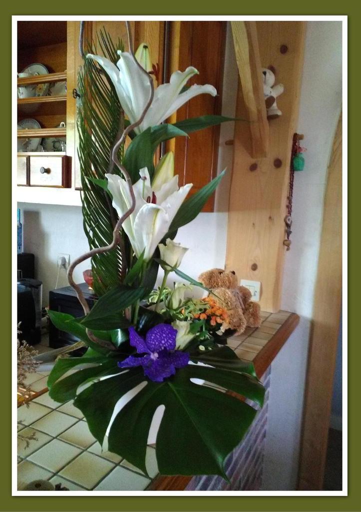 Les participations au Café Thé n° 104 - De jolies fleurs...