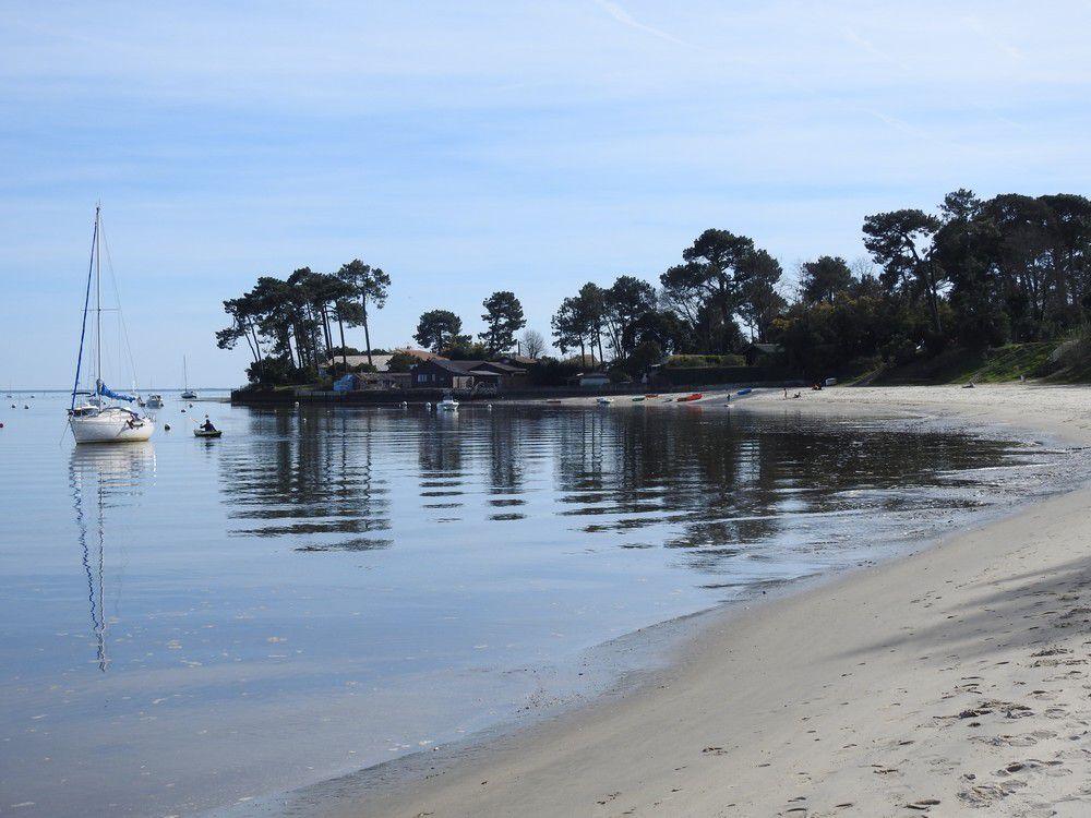 Un petit coin de paradis sur la presqu'île du Cap-Ferret : Jane-de-Boy...