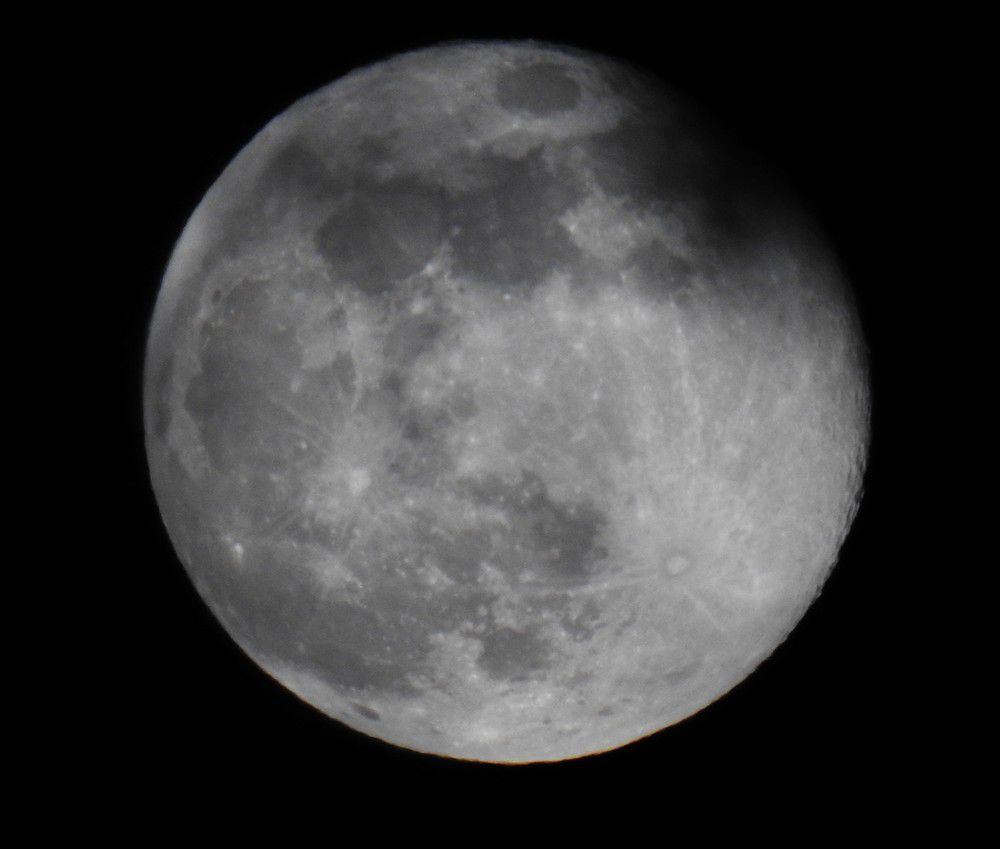 La lune rose du 8 avril 2020...