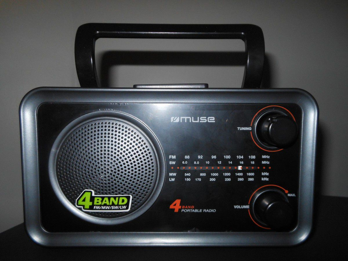 Ma nouvelle radio : MUSE